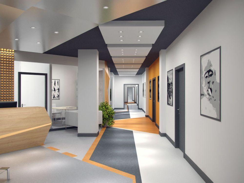 дизайн оформление офиса